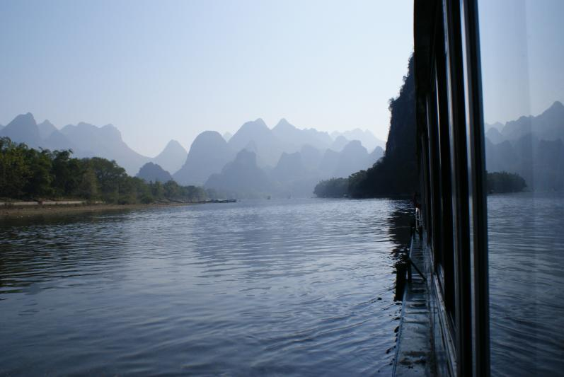 Croisière sur la rivière Li - Activité Chine