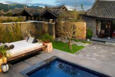 Htel Banyan Tree Lijiang - Htel Chine