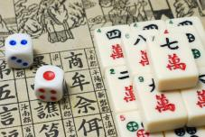 Mah Jong - Activit Chine