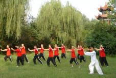 Qi Gong - Activit Chine