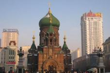 Cathédrale Sainte-Sophie - Religion Chine