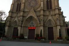 Sacré-Cœur de Canton - Religion Chine