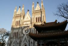 Cathdrale nord de Beijing - Religion Chine