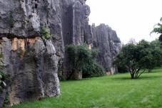 forêt de pierres de Shilin - Voyage culturel Chine