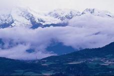 Mont kawakarpo - Trekking Chine