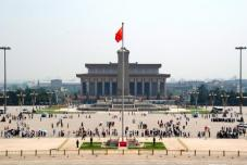 Place Tian an men - Voyage culturel Chine