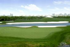 Le Tomson Shanghai Pudong Golf Club - Golf Chine