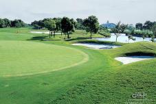 Le Tomson Shanghai Pudong Golf Club - Golf Chine