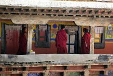 monastère de Samye - Religion Chine