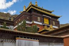 monastre de Tashi Lhunpo - Religion Chine