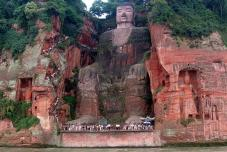 mont Emei et le Bouddha de Leshan - Religion Chine
