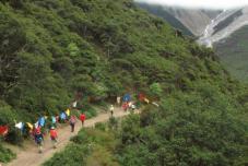 mont Gongga - Voyage culturel Chine
