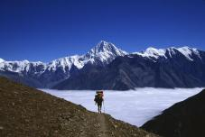 Mont Gongga - Trekking Chine
