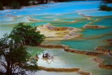 parc national de Huanglong - Voyage culturel Chine