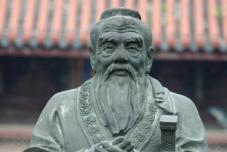 temple de Confucius - Religion Chine