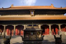 temple et cimetire de Confucius - Religion Chine