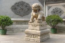 temple taoïste du nuage blanc - Religion Chine