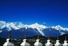  Temples sacrs Tibet - Trekking Chine