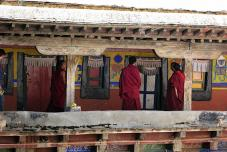 Temples sacrés Tibet - Trekking Chine