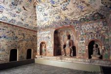 grottes de Mogao - Voyage culturel Chine