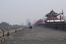 remparts de Xian - Voyage culturel Chine