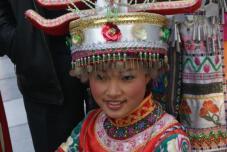 Rencontre de minorités - Activité Chine