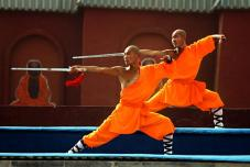 Spectacle Shaolin - Activit Chine