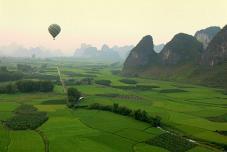 Tour en montgolfière - Activité Chine